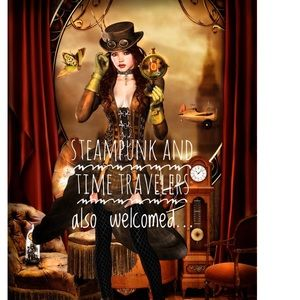 Other - Gypsy, Boho, Steampunk and more- Welcome!
